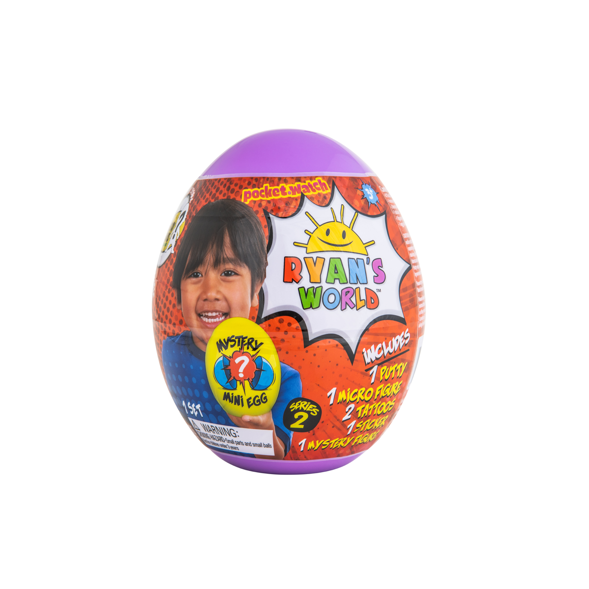 Ryans World Mystery Putty Egg Series 4 NEW 2020