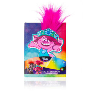 DreamWorks Trolls World Tour Poppy Glitter Diary