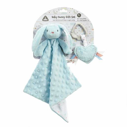 Early Learning Centre Bunny Gift Set - Blue