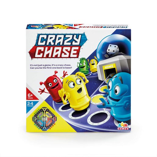 Addo Games Crazy Chase