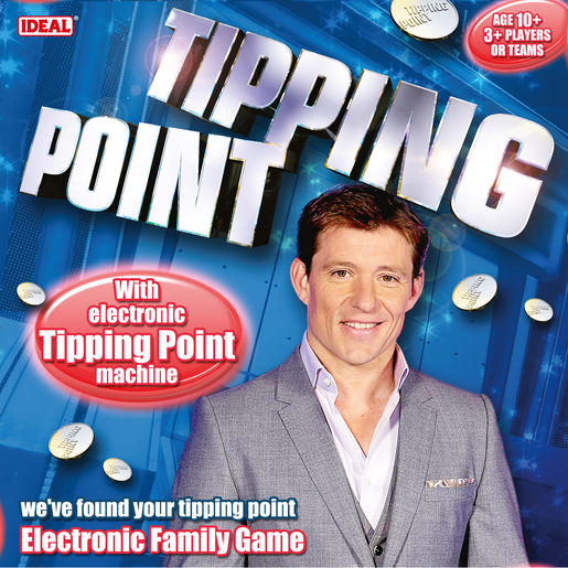 Tipping Point Electronic Family Game