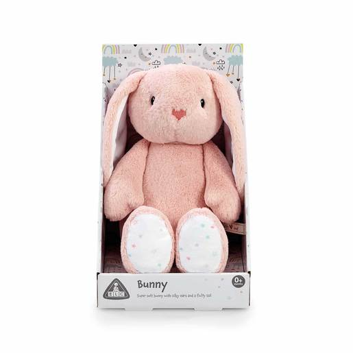 Early Learning Centre  Plush Toy - Pink Bunny
