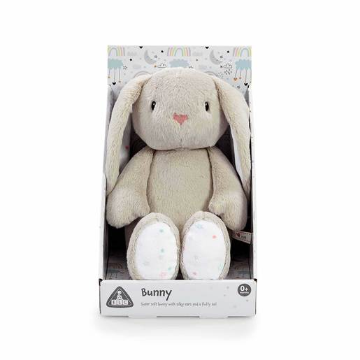 Early Learning Centre  Plush Toy - Grey Bunny