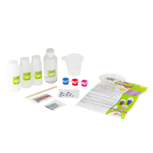Weird Science Party Time Slime Kit