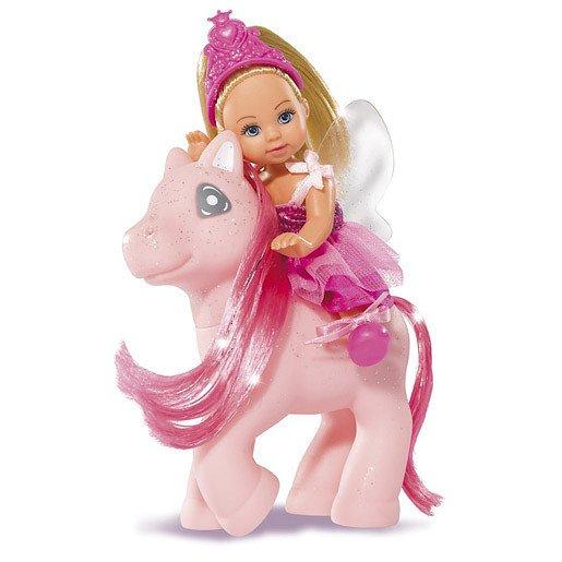 Evi Love Fairy & Pony - Light Pink