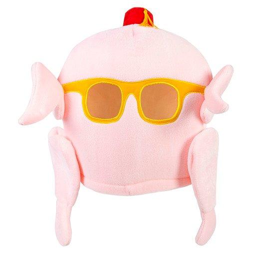 Friends Giant Turkey Head Plush