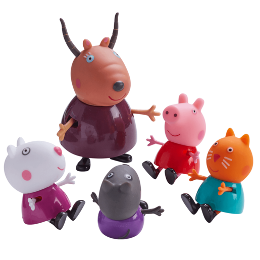 Peppa Pigs Classroom