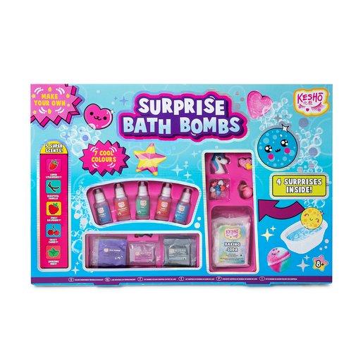 Kesho Bath Bomb Surprise