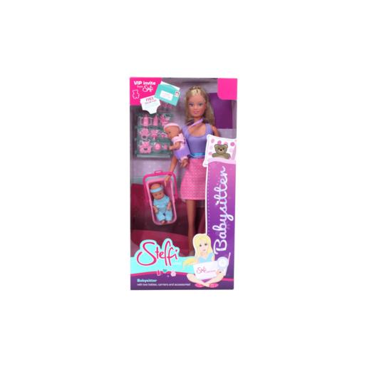 Steffi Love Babysitter Doll with Accessories