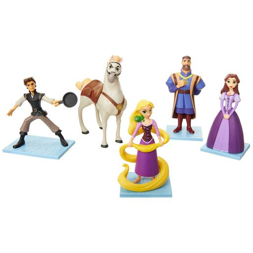 Tangled The Series Figure Set