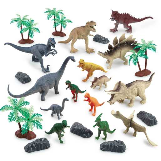 Awesome Animals Discover Dinosaurs Mega Tub