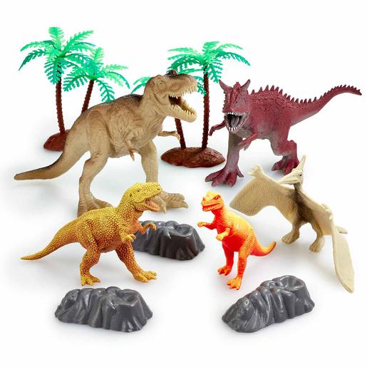 Awesome Animals Discover Dinosaurs Mega Tub