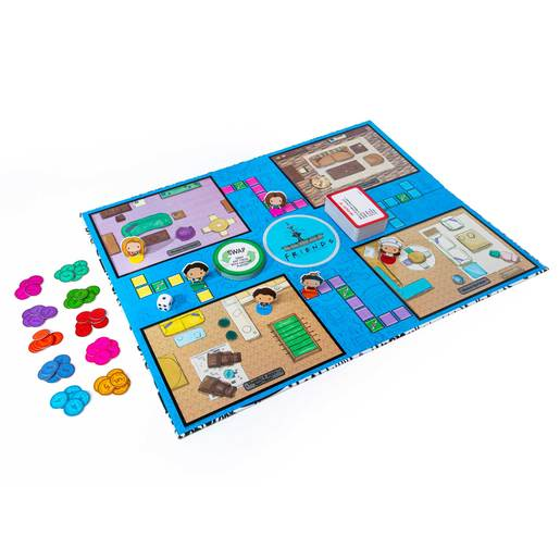 Friends Apartment Game