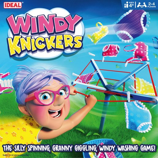 Windy Knickers Game