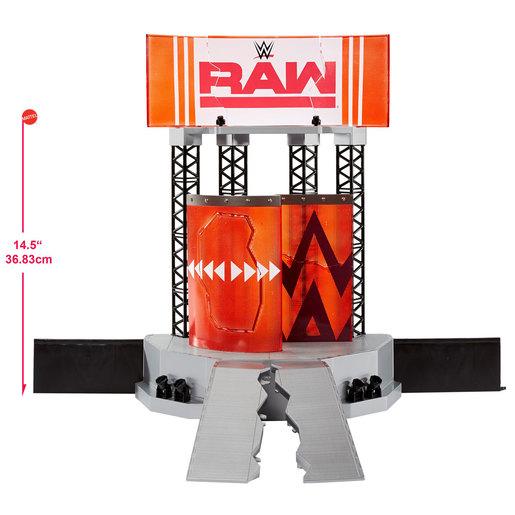 WWE Wrekkin Entrance Stage Playset