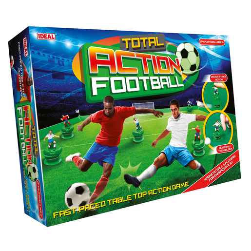 Total Action Football Magnetic Game