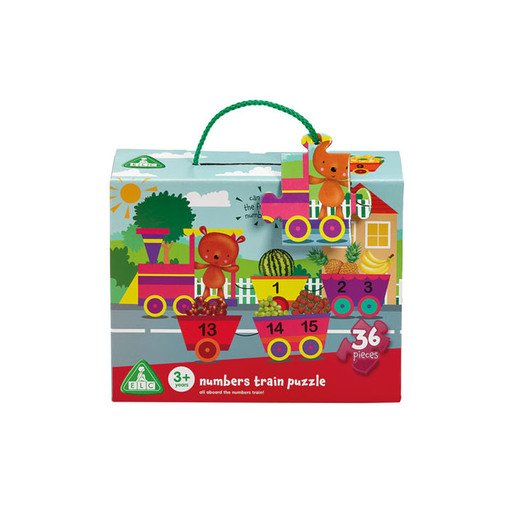Early Learning Centre Number Train Puzzle
