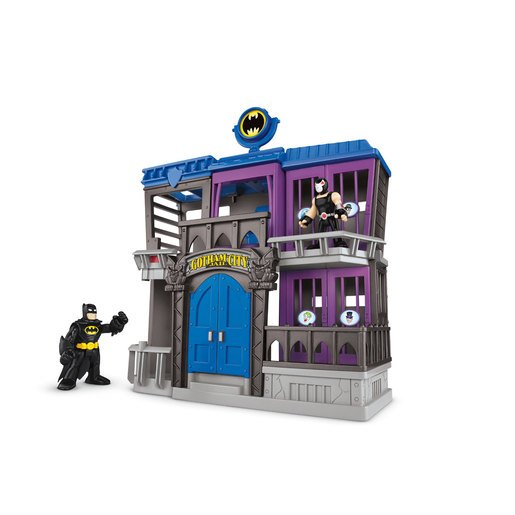 Fisher-Price Imaginext DC Super Friends Gotham Jail Playset