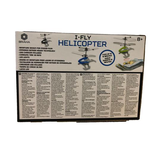 I-fly Helicoper - Blue