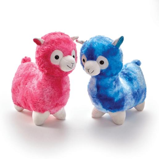 Snuggle Buddies 41cm Alpaca - Blue