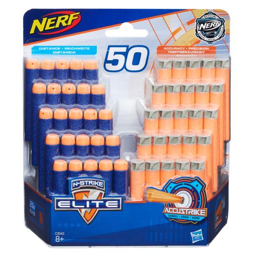 Nerf N-Strike Elite and AccuStrike 50 Darts Refill Pack