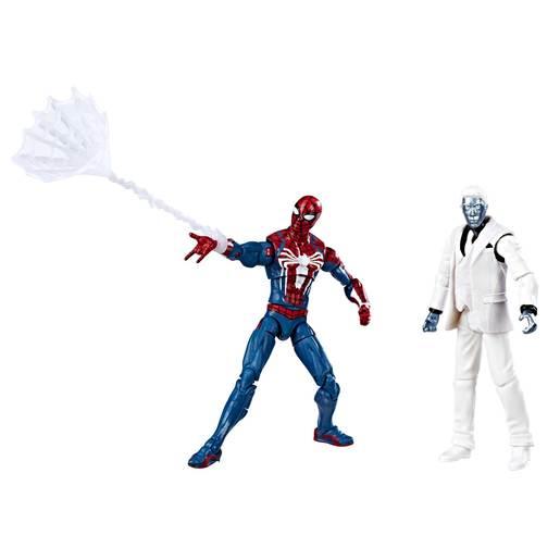 Marvel Gamer Verse - Spider-man and Mister Negative
