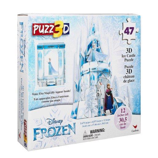 Disney Frozen 2 3D 47-Piece Plastic Hologram Puzzle