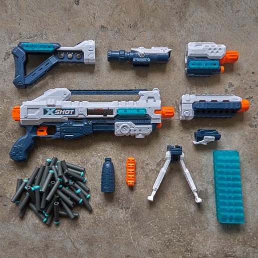 X-Shot Excel Regenerator Blaster by ZURU - White