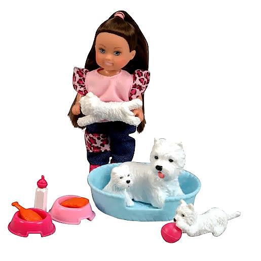 Evi Love Animal Friends Doll (Styles Vary)