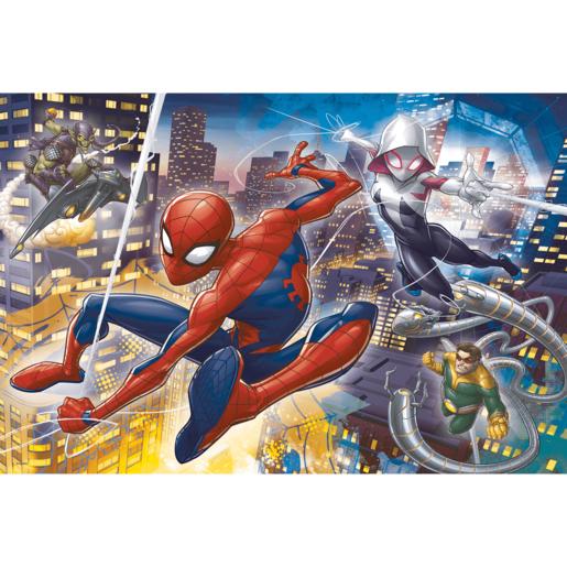 Trefl Marvel Spider-Man Fearless Spider-Man - Maxi 24 Piece Puzzle