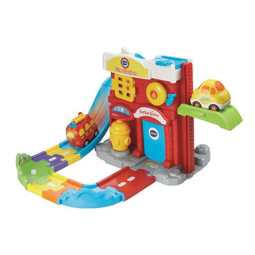 Vtech Toot-Toot Drivers Fire Station Deluxe