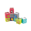Early Learning Centre Jungle Wonder Cubes