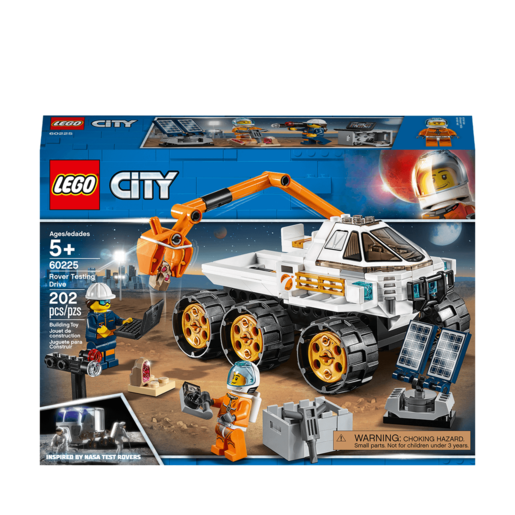 LEGO City Rover Testing Drive - 60225