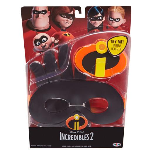 Disney Pixar Incredibles 2 Gear Set