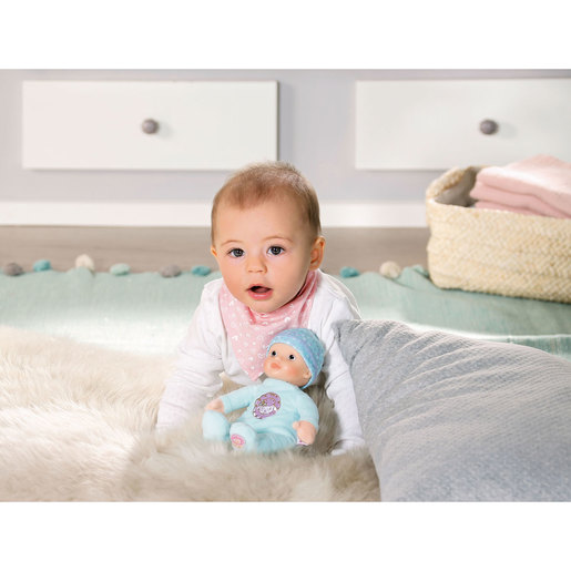 Baby Annabell Sweetie 22cm Soft Doll - Blue