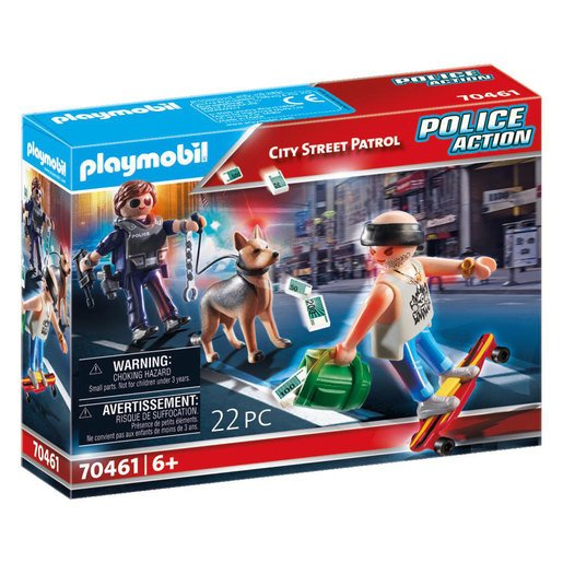 Playmobil 70461 Police Action City Street Patrol (Exclusive)
