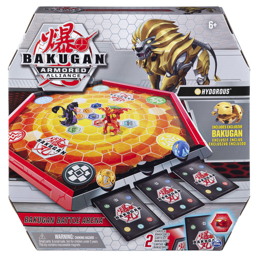 Bakugan Armoured Alliance Battle Arena