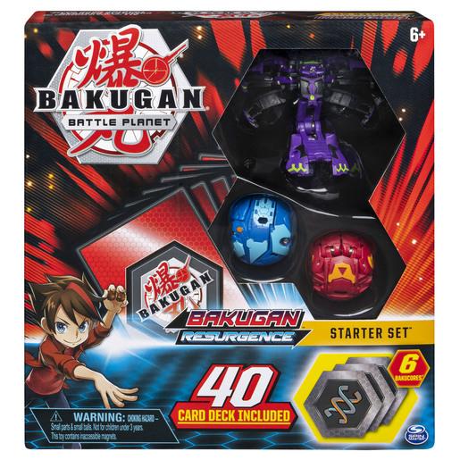Bakugan - Battle Brawlers Starter Set (Styles Vary)