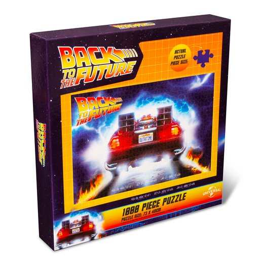 Back To The Future Puzzle 1000pcs