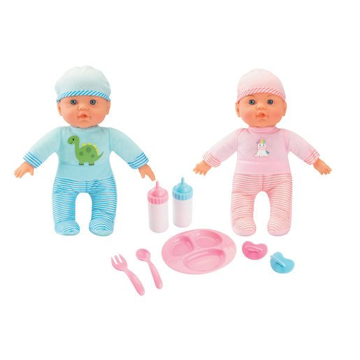 Baby Snuggles Twin Set