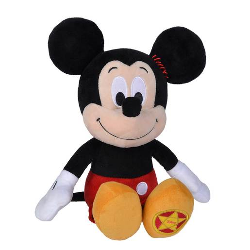 Special Edition Vintage Mickey Mouse Plush Toy