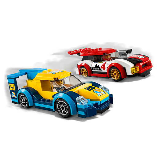 LEGO City Racing Cars - 60256