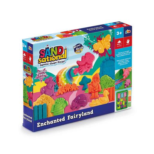 Sandsational Enchanted Fairyland