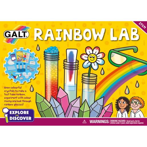 Galt Rainbow Lab Game
