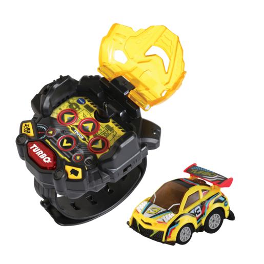 VTech Turbo Force Racer - Yellow