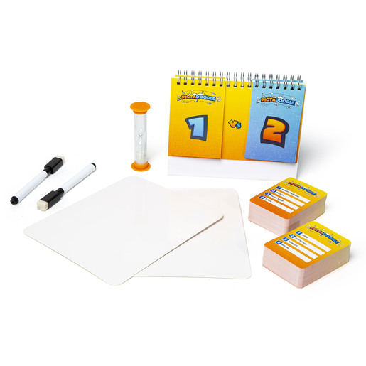 Play & Win - Get Ready Sketch Game