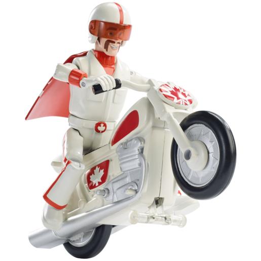 Disney Pixar Toy Story 4 - Stunt Racer Duke Caboom
