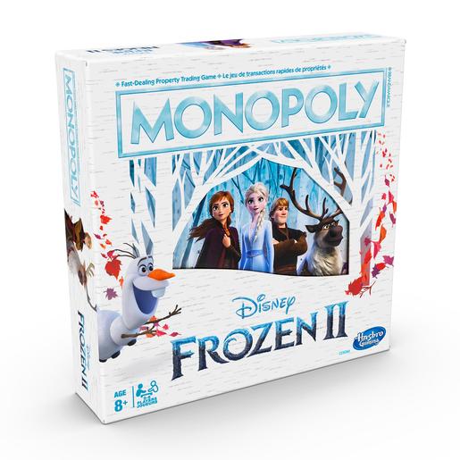 Disney Frozen 2 Monopoly Frozen