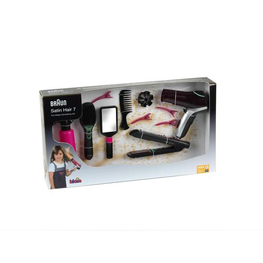 Braun Mega Hairstyling Set