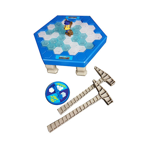 Paw Patrol Dont Drop Chase Game